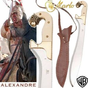 ALEXANDER - FALCATA EPEE OFFICIELLE SIGNATURE EDITION MARTO (IMPORT USA WARNER BROS)