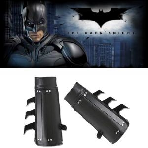 BATMAN, THE DARK KNIGHT - GARDE BRAS OFFICIELS (PROP - REPLICA USA)