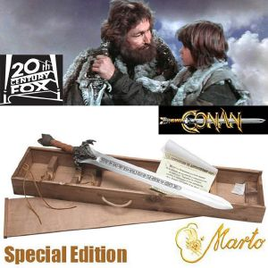 CONAN - FATHER SWORD SPECIAL EDITION OFFICIELLE MARTO (IMPORT USA 20TH CENTURY FOX)