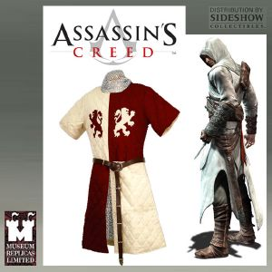 ASSASSIN'S CREED - GAMBESON LIONHEART OFFICIEL