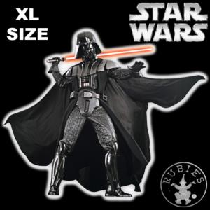 STAR WARS - DARK VADOR SUPREME COSTUME OFFICIEL TAILLE XL (RUBIE'S COLLECTOR)