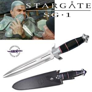 STARGATE SG-1 - POIGNARD GOA'ULD DOUBLE SHADOW OFFICIEL
