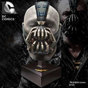 BATMAN, THE DARK KNIGHT RISES - MASQUE DE BANE OFFICIEL SPECIALE EDITION