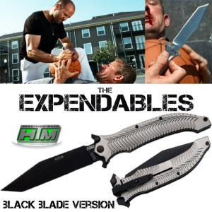 THE EXPENDABLES - STATHAM COUTEAU OFFICIEL LIMITED EDITION DARREL RALPH (HTM KNIVES MADE USA)