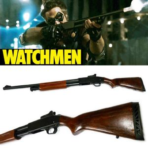 WATCHMEN - SHOTGUN OFFICIEL TOUT EN METAL ET BOIS VERITABLE