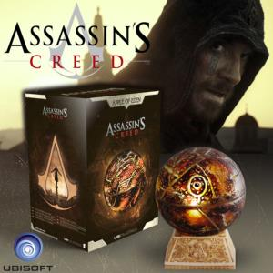 ASSASSIN'S CREED - APPLE OF EDEN OFFICIEL AVEC ECLAIRAGE PAR LED (ECHELLE 1/1)