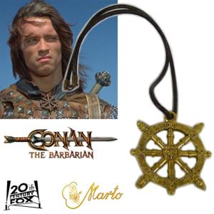 CONAN - PENDENTIF COLLIER OFFICIEL MARTO (IMPORT USA 20TH CENTURY FOX)