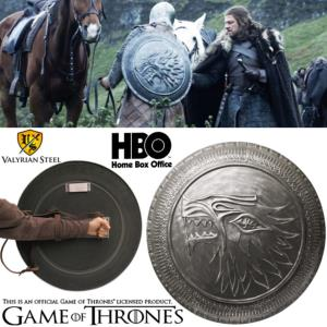 GAME OF THRONES - STARK BOUCLIER OFFICIEL LIMITED EDITION