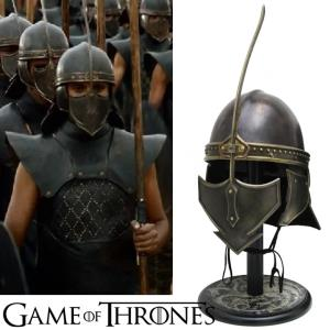 GAME OF THRONES - THE UNSULLIED HELMET OFFICIEL LIMITED EDITION