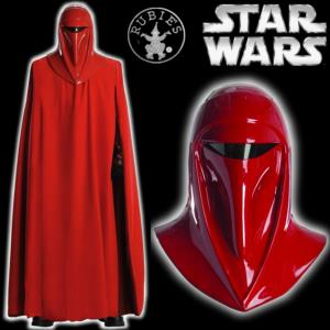 STAR WARS - GARDE IMPERIALE SUPREME COSTUME OFFICIEL (RUBIE'S COLLECTOR)