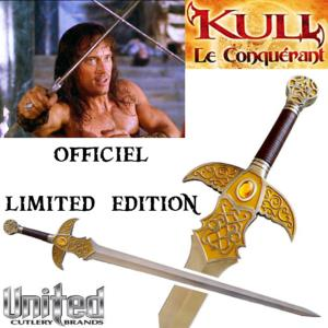 KULL LE CONQUERANT - EPEE OFFICIELLE LIMITED EDITION (UNITED CUTLERY)