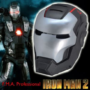 IRON MAN 2 - MASQUE WAR MACHINE PAINTBALL & AIRSOFT (F.M.A. PROFESSIONAL)