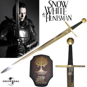 SNOW WHITE & THE HUNTSMAN - EPEE PRINCE WILLIAM OFFICIELLE (UNIVERSAL STUDIOS)