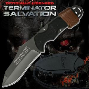 TERMINATOR SALVATION - COUTEAU JOHN CONNOR OFFICIEL