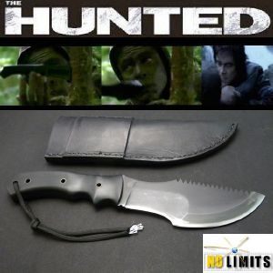 THE HUNTED (TRAQUE) - TRACKER REPRODUCTION AUTHENTIQUE (PRACTICAL MAITRE FORGERON - NO LIMITS)