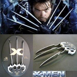 X-MEN - GRIFFE WOLVERINE SIGNATURE EDITION (VERSION TOM ANDERSON)