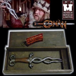 "CONAN -  DAGUE SERPENT OFFICIELLE ""THULSA DOOM DAGGER"" (WINDLASS STUDIOS)"