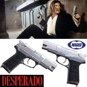 DESPERADO - SET 2 PISTOLETS RUGER KP85 OFFICIELS