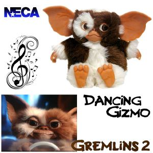 GREMLINS 2 - REPRODUCTION GIZMO TAILLE 1/1 OFFICIELLE DANCING EDITION (NECA)