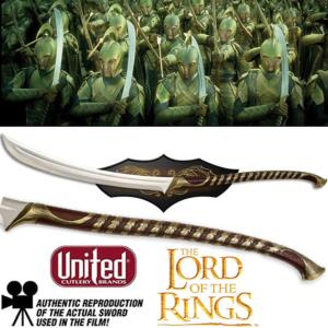 LOTR - HAUTS ELFES EPEE OFFICIELLE (UNITED CUTLERY BRANDS)
