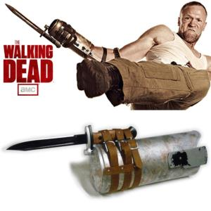 WALKING DEAD (THE) - MERLE DIXON ATELE-BAIONNETTE OFFICIELLE