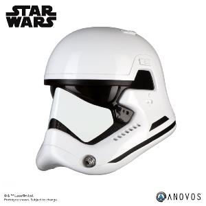 STAR WARS - CASQUE STORMTROOPER FIRST ORDER OFFICIEL (ANOVOS)