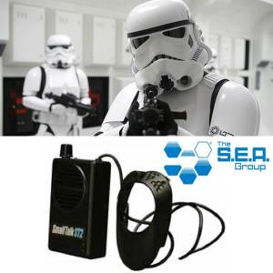 STAR WARS - STORMTROOPER AMPLIFICATEUR VOCAL