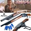 TERMINATOR 2 - SHOTGUN ROSE BOX OFFICIEL LIMITED EDITION TOUT METAL ET BOIS VERITABLE