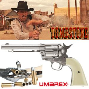 TOMBSTONE - COLT DOC HOLLIDAY SAA 45 PEACEMAKER OFFICIEL (VERSION AIRSOFT UMAREX WESTERN LEGENDS)
