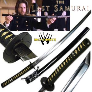 LE DERNIER SAMOURAI – SABRE KATSUMOTO AUTHENTIQUE (PRACTICAL MAITRE FORGERON - NO LIMITS)
