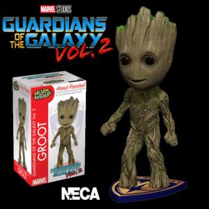 GARDIENS DE LA GALAXIE (LES) VOL. 2 - GROOT OFFICIEL (ECHELLE 1:1  NECA)