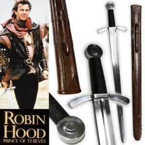 ROBIN HOOD, PRINCE OF THIEVES - SWORD FIGHTING DELUXE (PRACTICAL - EPEE DE FRAPPE)