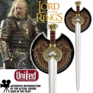 LOTR - KING THEODEN EPEE OFFICIELLE (UNITED CUTLERY BRANDS)