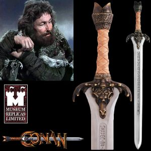 CONAN -  SWORD FATHER OFFICIELLE (VERSION FORGEE MAIN - WINDLASS STUDIOS)