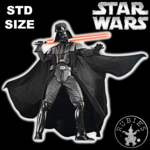 STAR WARS - DARK VADOR SUPREME COSTUME OFFICIEL TAILLE STANDARD (RUBIE'S COLLECTOR)
