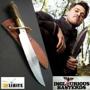 INGLOURIOUS BASTERDS - POIGNARD REPRODUCTION AUTHENTIQUE (PRACTICAL ARTISAN FORGERON - NO LIMITS)
