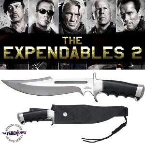 THE EXPENDABLES 2 - THE LEGIONNAIRE BOWIE OFFICIEL (UNITED CUTLERY)