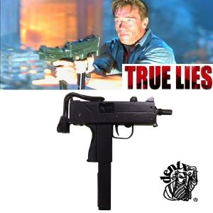 TRUE LIES - SUBMACHINE GUN TOUT METAL