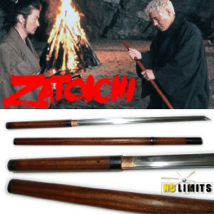 ZATOICHI – SABRE AUTHENTIQUE (PRACTICAL MAITRE FORGERON - NO LIMITS)