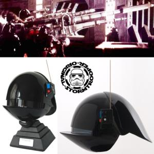 STAR WARS - IMPERIAL GUNNER CASQUE OFFICIEL LIMITED EDITION