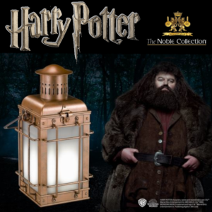 HARRY POTTER - LANTERNE DE HAGRID OFFICIELLE TAILLE REELLE 1/1