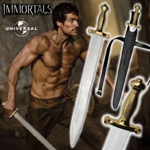IMMORTALS - FIGHTING SWORD DE THESEUS OFFICIEL (UNIVERSAL STUDIOS)