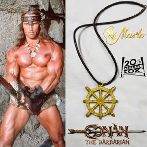 CONAN - PENDENTIF OFFICIEL MARTO (IMPORT USA 20TH CENTURY FOX)