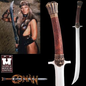 CONAN -  SWORD VALERIA OFFICIELLE (VERSION FORGEE MAIN - WINDLASS STUDIOS)