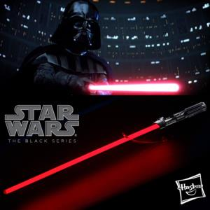 STAR WARS - SABRE LASER DARK VADOR FX (HASBRO - THE BLACK SERIES)