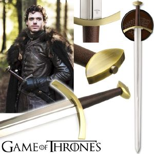 GAME OF THRONES - EPEE DE ROBB STARK OFFICIELLE LIMITED EDITION