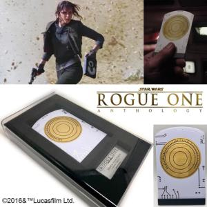 STAR WARS : ROGUE ONE ANTHOLOGY - DEATH STAR PLANS DATA CARD OFFICIEL LIMITED EDITION