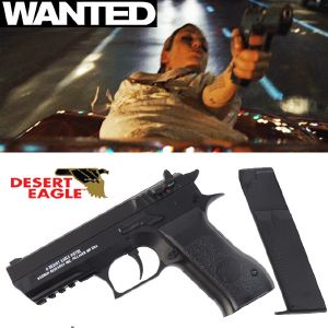 WANTED - PISTOLET OFFICIEL BABY DESERT EAGLE (JERICHO 941)