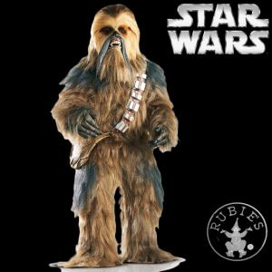 STAR WARS - CHEWBACCA SUPREME COSTUME OFFICIEL