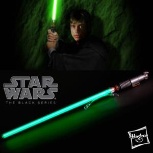 STAR WARS - SABRE LASER ROTJ LUKE SKYWALKER FX (HASBRO - THE BLACK SERIES)
